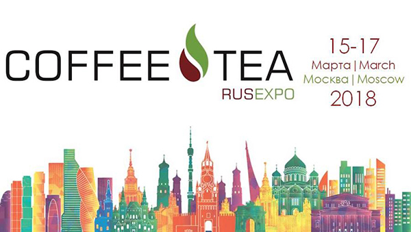 LF a Coffee&Tea Russian Expo 2018